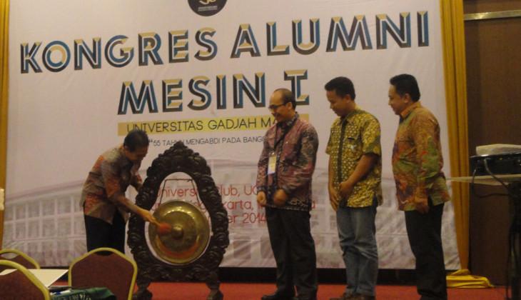Jurusan Teknik Mesin Bentuk Ikatan Alumni