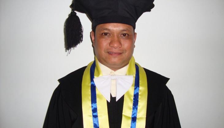 Raih Doktor Usai Teliti Pengelolaan Perikanan Berbasis Masyarakat di Gorontalo Utara