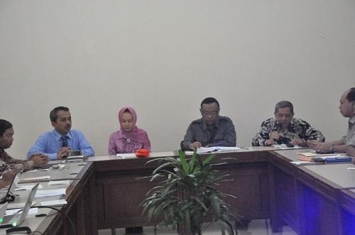 PSBA UGM Jalin Kerjasama Penelitian Dengan BNPB