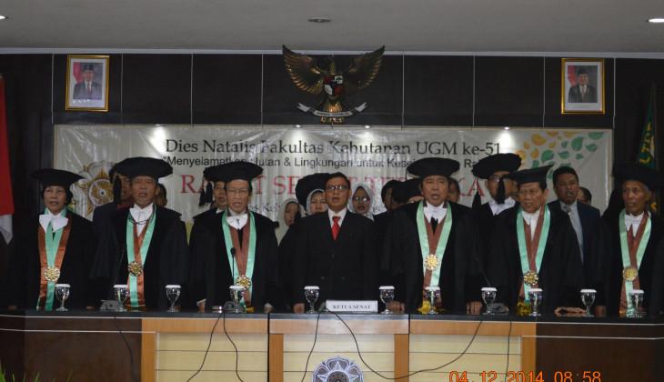 Dies ke-51 Fakultas Kehutanan, Hutan Untuk Kesejahteraan