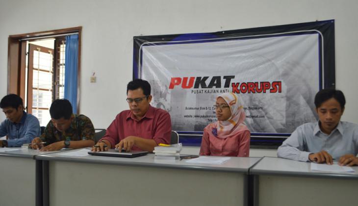 Komitmen Pemberantasan Korupsi Jokowi Dipertanyakan