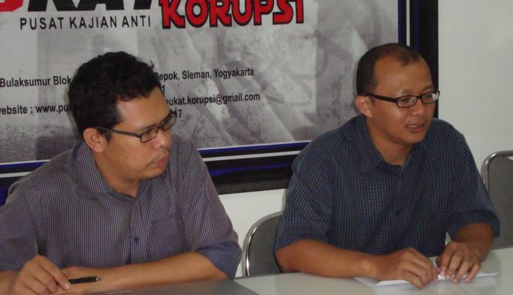 PUKAT FH UGM: Awasi Pelemahan KPK Lewat Proses Legislasi