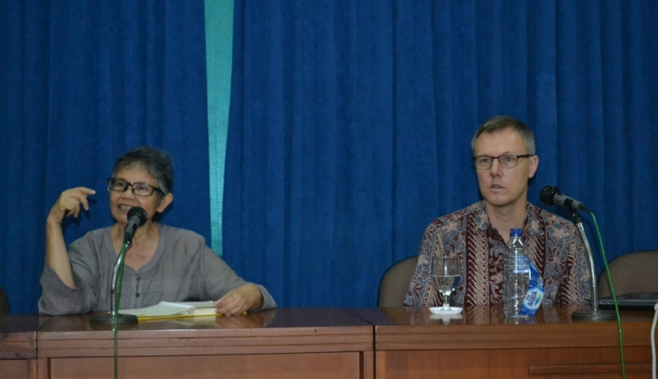 Pakar Lingkungan UGM Desak Menhut Hentikan Pembukaan Hutan untuk Lahan Sawit