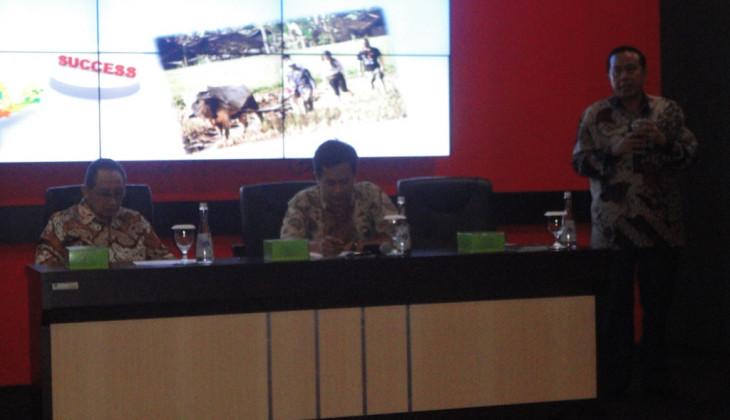 Pendampingan Pelaku Usaha Mikro, FEB UGM Gandeng Danagung Group