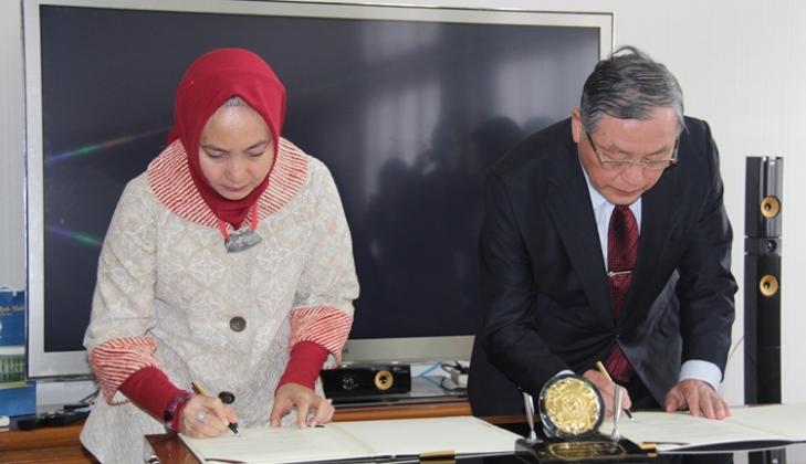 UGM-Utsunomiya University Perkuat Kerja Sama