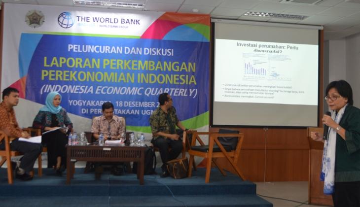 Bank Dunia Prediksikan Pertumbuhan Ekonomi Indonesia 2015 Capai 5,2 Persen