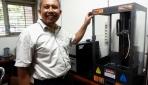Dosen UGM Kembangkan Mesin Pemintal Elektrik Nanofiber