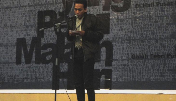 Puisi Badrul Munir Chair Didiskusikan