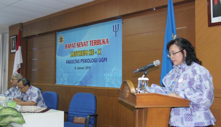 Jumlah Peminat Fakultas Psikologi UGM Meningkat