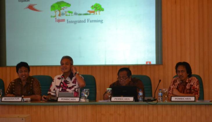 UGM Rintis Pemanfaatan Lahan Hutan Penghasil Pangan