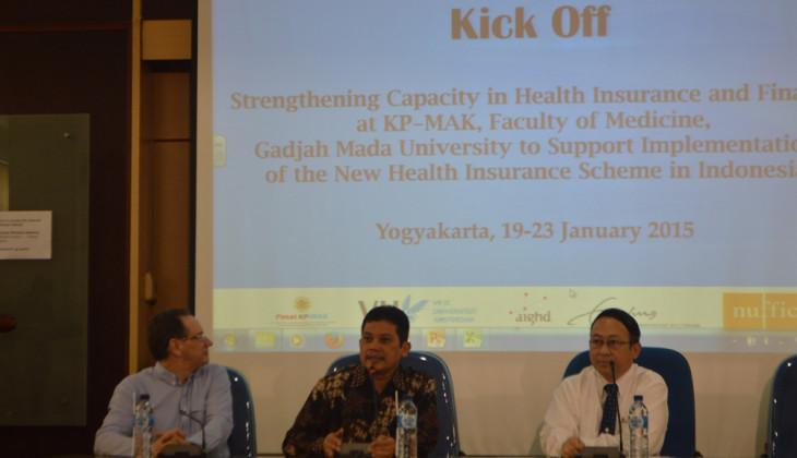 FK Perkuat Kapasitas SDM Dalam Pembiayaan dan Asuransi Kesehatan