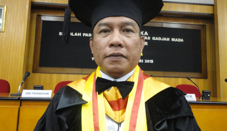 Teliti Wayang Wong Kraton, Dosen ISI Yogyakarta Raih Doktor