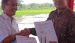 Kementerian Pertanian dan UGM Sepakat Kerjasama Pencapaian Swasembada Pangan