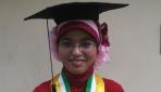 Kisah Aminin, Anak Si Pedagang Buah Lulus Sarjana