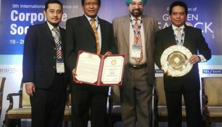 Fakultas Peternakan Raih Golden Peacock Awards