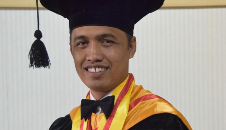 Teliti Ekowisata Bali, Dosen Udayana Raih Doktor