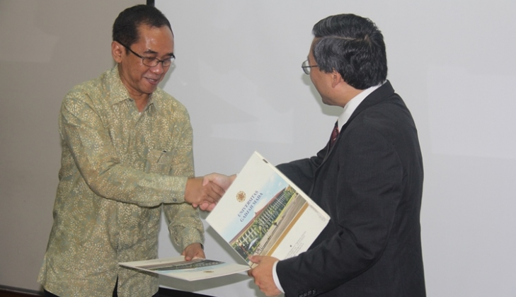 UGM-Macquarie University Jalin Kerja Sama