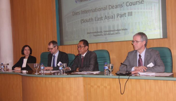Kejar Kualitas Pendidikan Internasional, Dekan Se-Asia Tenggara Berkumpul