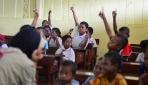 Mahasiswa UGM Ikuti KKN-PPM di Raja Ampat
