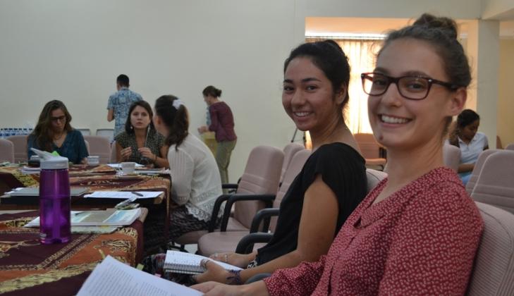 Di Fisafat UGM, Mahasiswa Asing ini Belajar Agama dan Pancasila