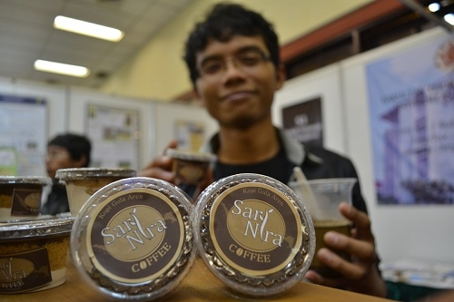 'Sari Nira Coffee', Kopi Gula Aren Anti Diabetes