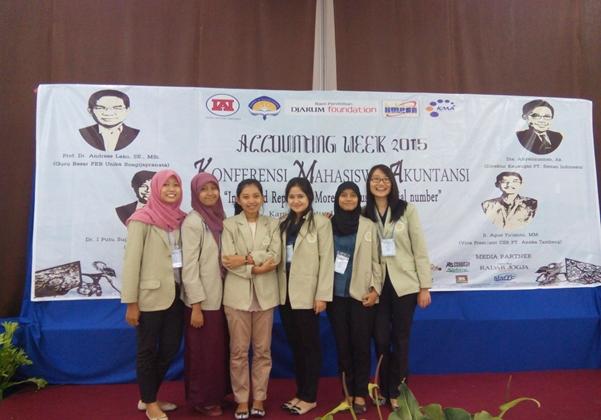 Mahasiswa UGM Boyong Penghargaan Konferensi Mahasiswa Akuntansi Nasional