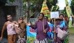 Gerakan Irigasi Bersih, Petani Bantul Gelar Kirab Budaya Mapak Toyo