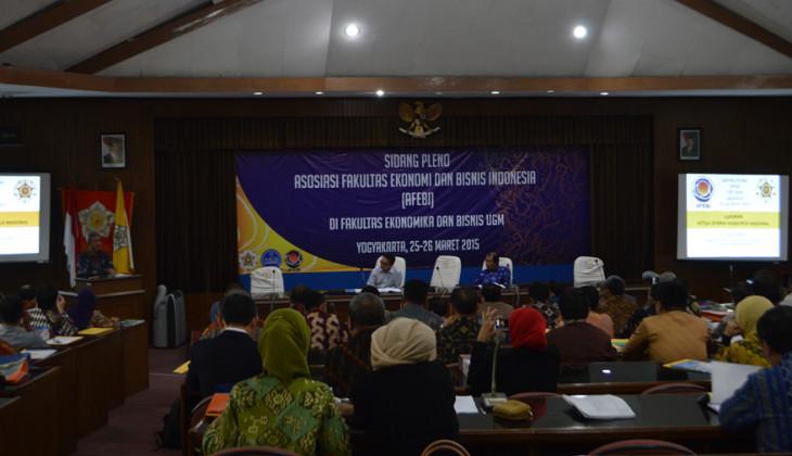 Tingkatkan Mutu Pendidikan Tinggi, Dekan Fakultas Ekonomi Se-Indonesia Kumpul di UGM