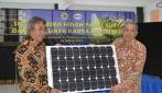 Asrama Kinanti UGM Manfaatkan Energi Matahari