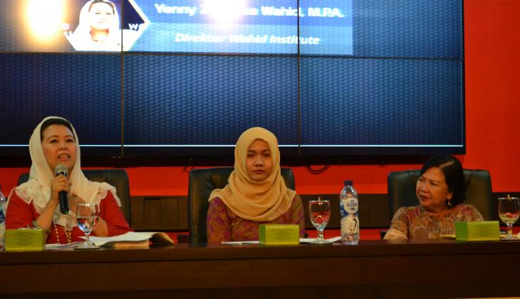 Akses Pendidikan Bagi Wanita Lebih Ditingkatkan