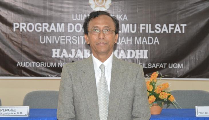 Dosen UNY Raih Doktor Usai Teliti Dimensi Estetik Seni Rupa Publik Yogyakarta