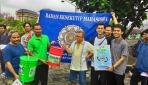 BEM KM UGM Adakan Gerakan Bersih Kampung