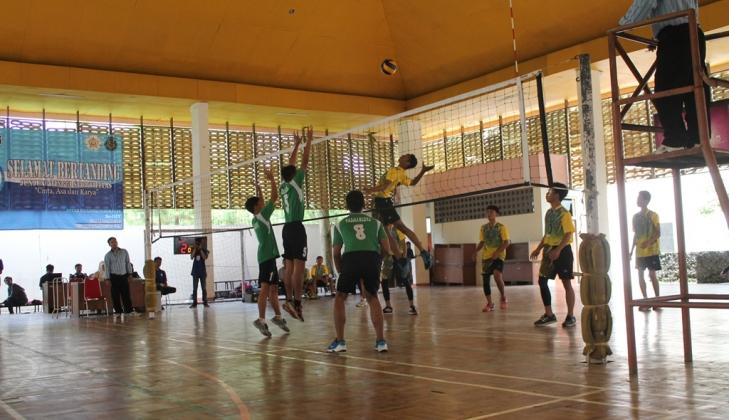 32 Tim Voli SMA/SMK se-DIY Ikuti Kejuaraan Voli 'UGM Cup 2015'