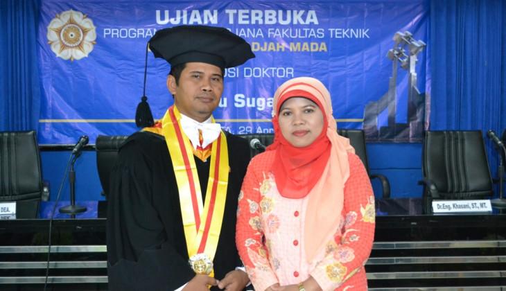 Teliti Teknologi Vacuum Pump, Dosen STTNAS Yogyakarta Raih Doktor di UGM