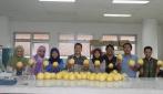 UGM Panen Melon Hikapel