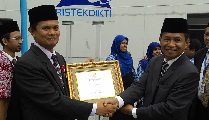 Landslide Detection Tool Brings Ministry's Award to Faisal