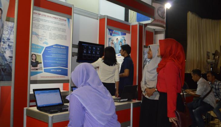 53 Perusahaan Ramaikan Job Fair SV UGM