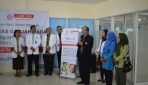 RS UGM Luncurkan Gerakan 1 Juta Telur Untuk Anak Indonesia