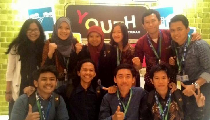 Mahasiswa UGM Raih Penghargaan Youth Program Kementrian PU-PR