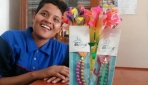 Lima Mahasiswa UGM ini Tumbuhkan Kreativitas Para Penyandang Berkebutuhan Khusus