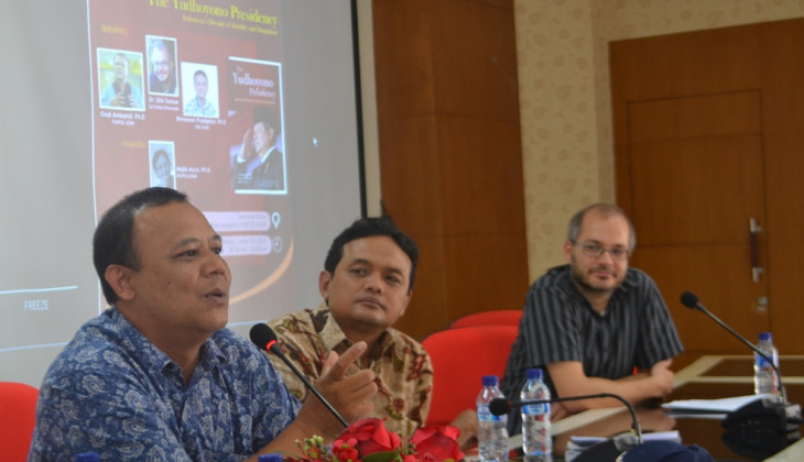 Belajar dari 10 Tahun Kepemimpinan Susilo Bambang Yudhoyono