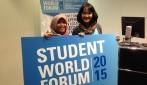 Mahasiswa UGM Ikuti Student World Forum 2015