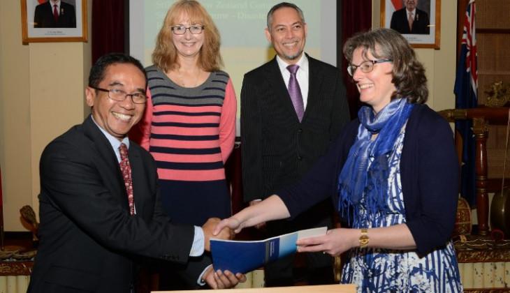 UGM Adakan Studi Banding Kebencanaan di Selandia Baru
