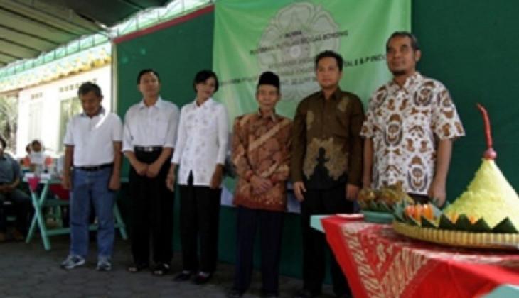 Jurusan Teknik Kimia Resmikan Instalasi Biogas di Boyong, Pakem