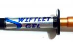 Sarang burung Walet yang sudah dibuat menjadi gel sarang walet atau wiftlet gel