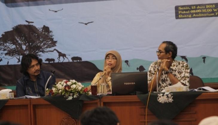 Fakultas Biologi UGM Sumbang Drafting Perpu Pengelolaan Biodiversitas Indonesia