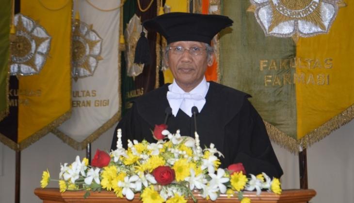 Prof. Sardjiman Dikukuhkan Sebagai Guru Besar