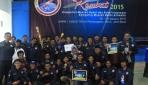 Gadjah Mada Aerospace Raih Emas dan Perak Dalam Komurindo 2015