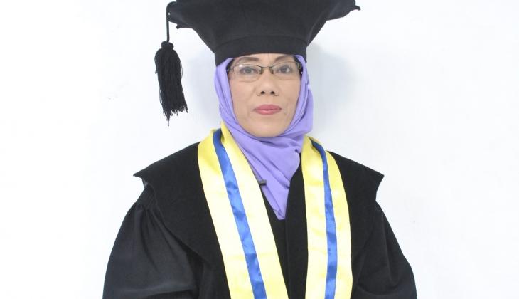 Dyah Respati Suryo Sumunar (Dokumentasi Fakultas Geografi UGM)
