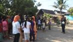 Mahasiswa UGM Gelar Simulasi Bencana Gempa Bumi